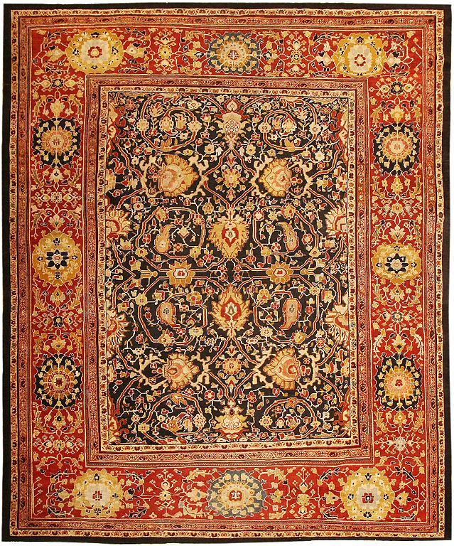 How to Store Your Oriental Rug | Denver